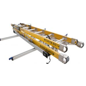 Rhino Rack 1.5M STEP LADDER MULTI-SLIDE RAIL MS15-680