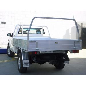 BUDGET REAR LADDER RACK TO SUIT TRAY BACK 1700