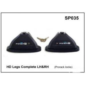 Prorack HD Legs Complete LH&RH YSP035