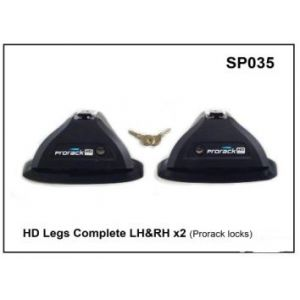 Whispbar HD Legs Complete LH&RH x 2 Prorack YSP035