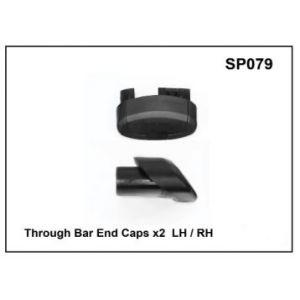 Whispbar Through Bar End Caps LH/RH x 2 YSP079