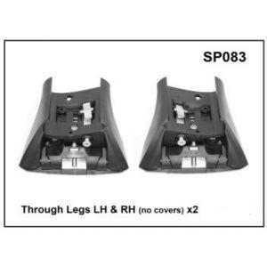 Whispbar/Prorack Through Legs LH&RH No Covers SP083