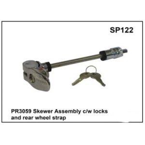 Prorack PR3059 Skewer Assembly with locks YSP122