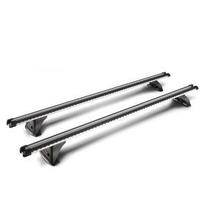 Prorack HD Aluminium Crossbars 1100mm-Silver T15