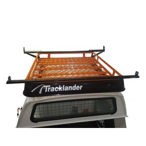 Tracklander Boat Outrigger Kit With Rollers & Nylon Buffer - Suit 1250 Wide Rack - TLRBEKL