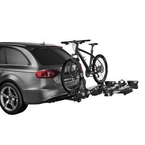 Thule T2 Pro XT Black 9034XTB + 9036XTB 4 bike carrier combo