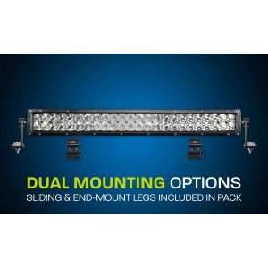 KORR DOUBLE ROW LED BAR 22inch 180W XDD550 GEN3 XDD550-G3