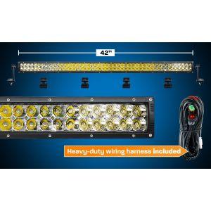 KORR XD-GEN3 42 DUAL ROW LED LIGHT BAR (XDD820-G3) XDD820-G3