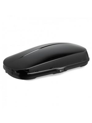 Whispbar WB751B Compact Roof Box 400L (Gloss Black) 8057113