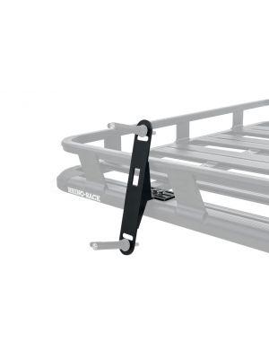 rhino rack pioneer max track bracket pioneer tray platform tradie roof racks galore