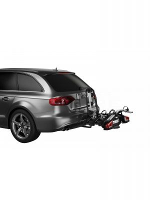 Thule Velocompact 4 bike carrier combo