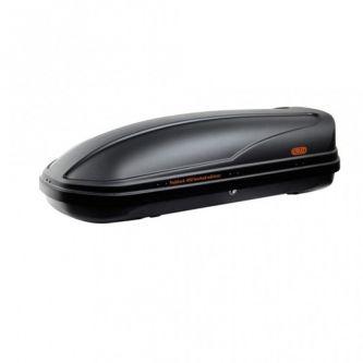 Cruz Roof box Paddock 450NT -black textured- limited edition