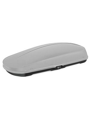 Whispbar WB752S Mid-Sized Roof Box 450L (Gloss Silver) 8057122