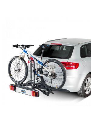 Cruz Bike carrier for towbar mounting Stema 2 bikes 7 pins