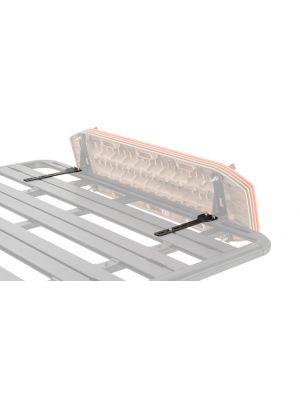 rhino rack pioneer track support brackets maxtrax tred rof racks galore