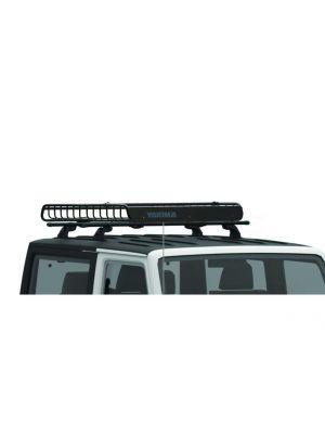 8007080 Roof racks galore yakima megawarrior mega warrior luggage basket