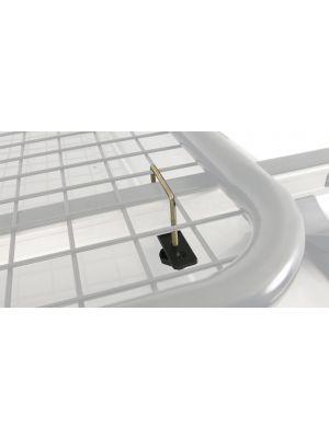 Roof Racks Galore Rhino Rack U Bolts Roof rack Mesh basket Steel basket Rhino HD Rhino heavy Duty RUBK