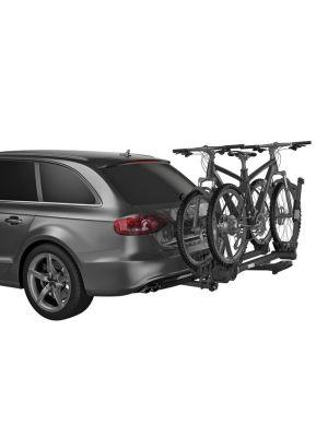 Thule 9034XTS T2 Pro XT - 50mm Receiver (Silver) 2 Bike Carrier