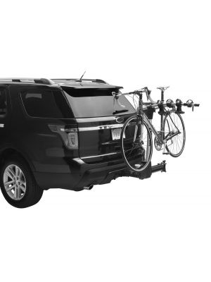 Thule 9027 Apex Hitchmount Swing - Lockable 4 Bike Carrier