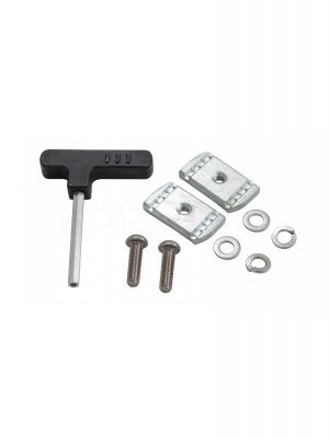 Rhino Rack Heavy Duty Bar Fit Kit for T Load RTL005