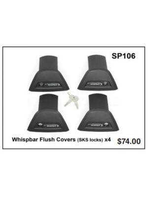 Whispbar Flush Bar Cvrs SKS x4 SP106
