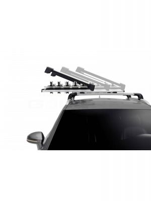 Thule SnowPack Extender 732500 (up to 5 pairs of skis or 2 snow boards)