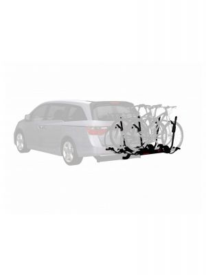 Yakima HoldUp 4 Bike Carrier Combo